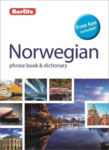 Berlitz Phrase Book & Dictionary Norwegian (Bilingual dictionary) - Berlitz Phrasebooks (Paperback)