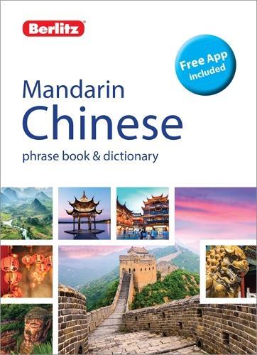 Berlitz Phrase Book & Dictionary Mandarin (Bilingual dictionary) - Berlitz Phrasebooks (Paperback)