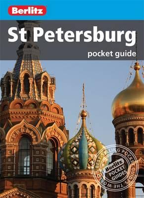 Berlitz: St Petersburg Pocket Guide - Berlitz Pocket Guides (Paperback)