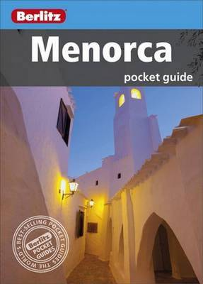 Berlitz: Menorca Pocket Guide - Berlitz Pocket Guides (Paperback)