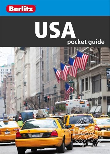 Berlitz Pocket Guide USA (Travel Guide) - Berlitz Pocket Guides (Paperback)
