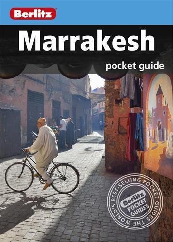 Berlitz Pocket Guide Marrakech - Berlitz Pocket Guides (Paperback)