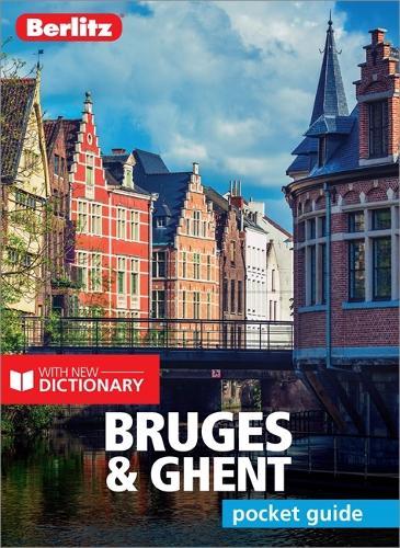 Berlitz Pocket Guide Bruges & Ghent - Berlitz Pocket Guides (Paperback)
