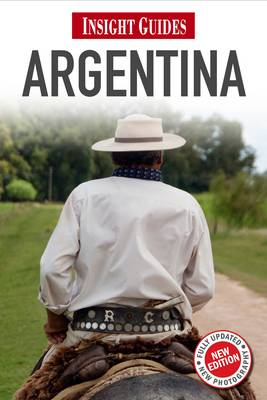 Insight Guides: Argentina - Insight Guides (Paperback)