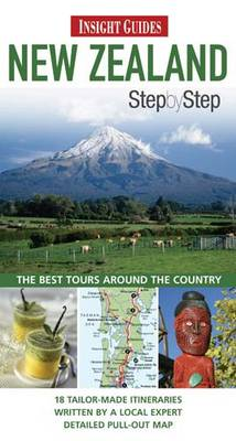 Insight Guides: New Zealand Step by Step Guide - Insight Step by Step (Paperback)