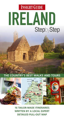 Insight Guides: Ireland Step by Step Guide - Insight Step by Step (Paperback)