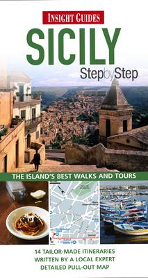 Insight Guides: Sicily Step by Step Guide - Insight Step by Step (Paperback)