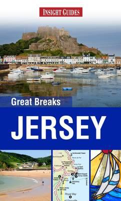 Insight Guides Great Breaks Jersey - Insight Great Breaks (Paperback)
