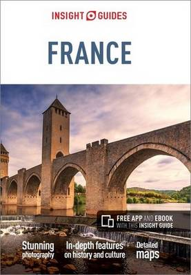 Insight Guides France - Insight Guides (Paperback)