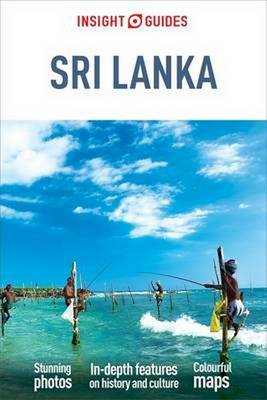 Insight Guides Sri Lanka - Insight Guides (Paperback)