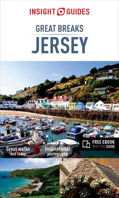 Insight Guides Great Breaks Jersey (Travel Guide with free eBook) - Insight Great Breaks (Paperback)
