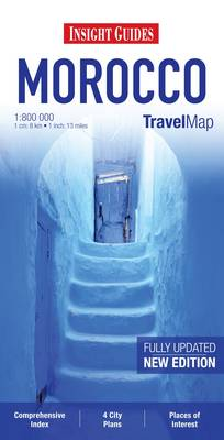 Insight Travel Map: Morocco - Insight Travel Maps (Sheet map)