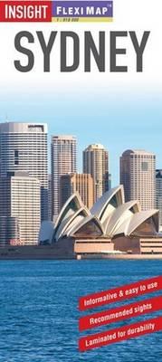 Insight Flexi Map: Sydney - Insight Flexi Maps (Sheet map)
