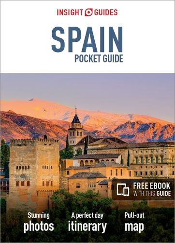 Insight Guides Pocket Spain - Insight Pocket Guides (Paperback)