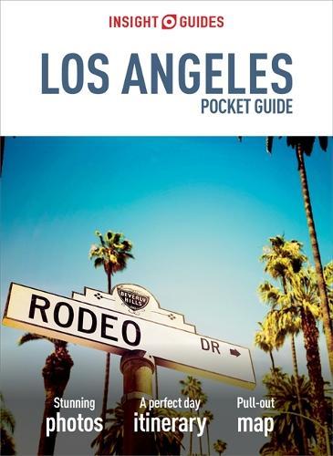 Insight Guides Pocket Los Angeles - Insight Pocket Guides (Paperback)
