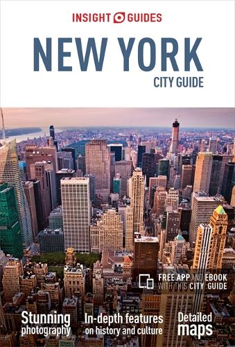 Insight Guides City Guide New York - Insight City Guides (Paperback)
