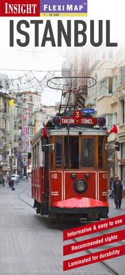 Insight Flexi Map: Istanbul - Insight Flexi Maps (Sheet map)