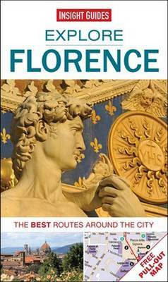 Insight Guides: Explore Florence (Paperback)