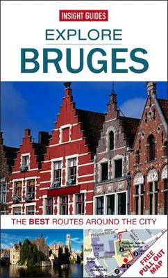 Insight Guides: Explore Bruges (Paperback)