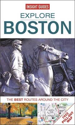 Insight Guides Explore Boston - Insight Explore Guides (Paperback)