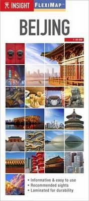 Insight Flexi Map: Beijing (Sheet map)