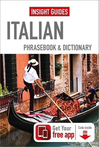 Insight Guides Phrasebook Italian - Insight Guides Phrasebooks (Paperback)
