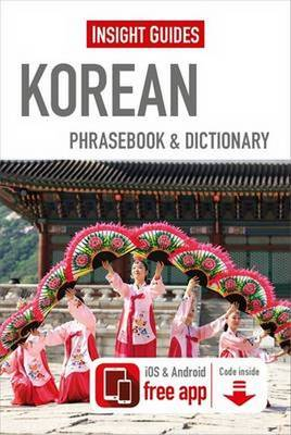 Insight Guides Phrasebook Korean - Insight Guides Phrasebooks (Paperback)