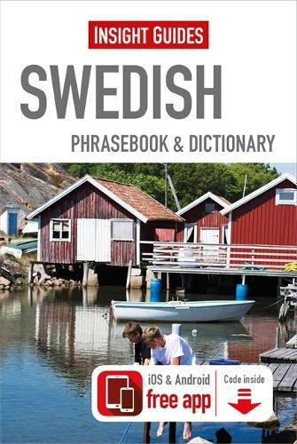 Insight Guides Phrasebook Swedish - Insight Guides Phrasebooks (Paperback)