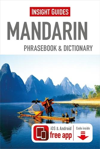 Insight Guides Phrasebook Mandarin - Insight Guides Phrasebooks (Paperback)