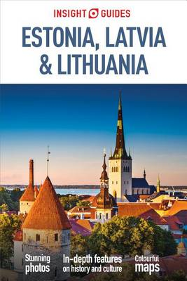 Insight Guides Estonia, Latvia and Lithuania (Travel Guide with Free eBook) - Insight Guides (Paperback)
