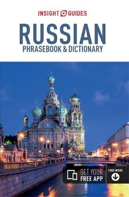 Insight Guides Phrasebook Russian - Insight Guides Phrasebooks (Paperback)