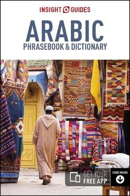 Insight Guides Phrasebook Arabic - Insight Guides Phrasebooks (Paperback)