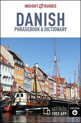 Insight Guides Phrasebook Danish - Insight Guides Phrasebooks (Paperback)