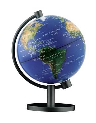 Insight Globe: Dual Physical / Political Illuminated - Insight Globes