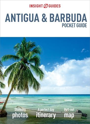 Insight Guides Pocket Antigua & Barbuda - Insight Pocket Guides (Paperback)