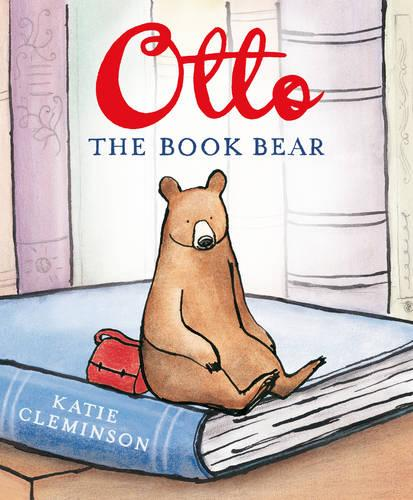 Otto the Book Bear - Otto the Book Bear (Paperback)
