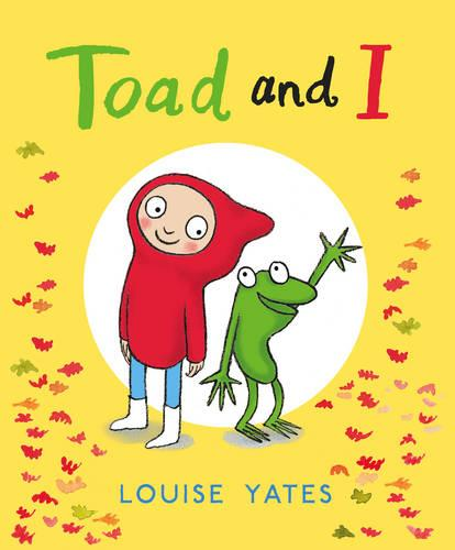 Toad and I (Paperback)