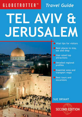 Tel Aviv and Jerusalem - Globetrotter Travel Map