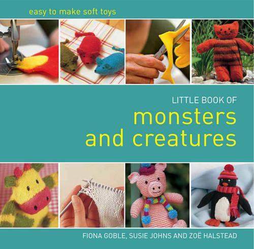 The Little Book of Monsters and Creatures (Hardback)
