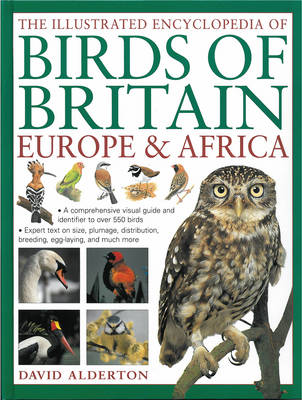 Illustrated Encyclopedia of Birds of Britain, Europe & Africa (Paperback)