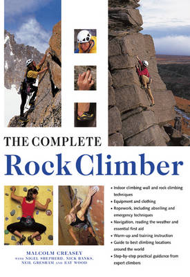 Complete Rock Climber (Paperback)