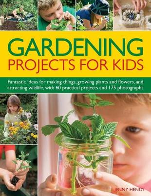 Gardening Projects for Kids (Paperback)