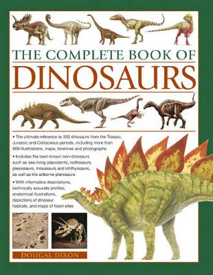 Complete Book of Dinosaurs (Paperback)
