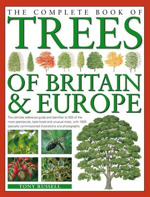 Complete Book of Trees of Britain and Europe (Paperback)
