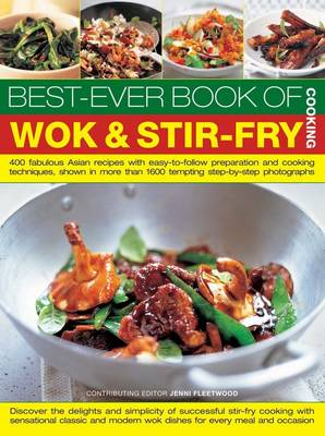 Best-Ever Book of Wok & Stir-Fry Cooking (Paperback)