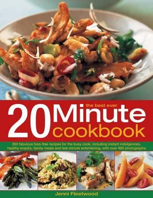 Best-Ever 20 Minute Cookbook (Paperback)