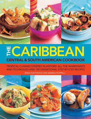 Caribbean, Central and South American Cookbook (Paperback)