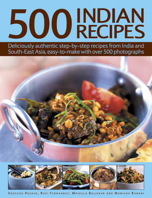 500 Indian Recipes (Paperback)