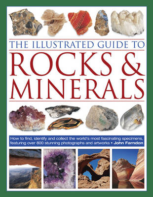 Illustrated Guide to Rocks and Minerals (Paperback)