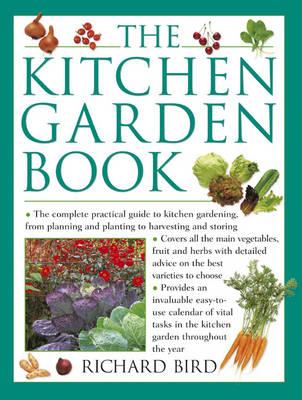 Kitchen Garden Book (Paperback)